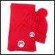 Nintendo - Super Mario Badge Beanie & Scarf Gift Set