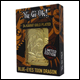 Yu-Gi-Oh! - Limited Edition 24K Gold Plated Collectible - Blue Eyes Toon Dragon