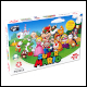 Mario Kart & Friends Jigsaw Puzzle - 500pcs