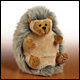 WEBKINZ - HEDGEHOG - DISCONTINUED