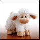WEBKINZ - LAMB - DISCONTINUED
